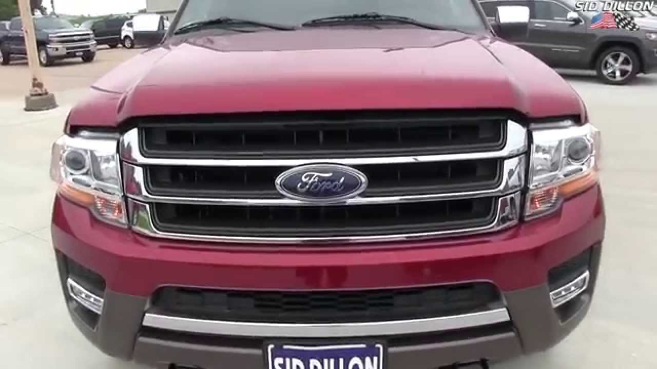 2015 ford expedition king ranch youtube. Black Bedroom Furniture Sets. Home Design Ideas