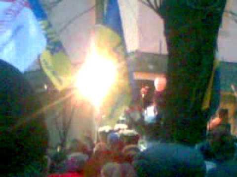 День рождения Ю.Тимошенко
