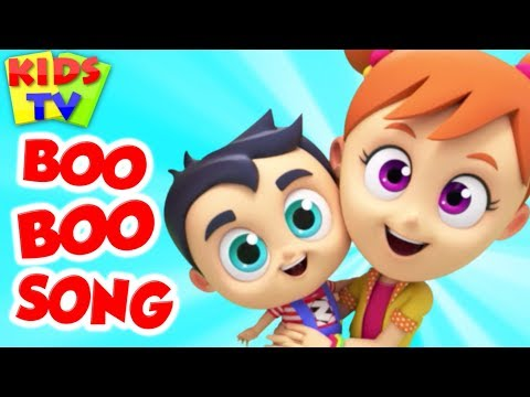 boo-boo-song-+-more-nursery-rhymes-&-kids-songs-|