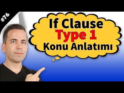 If Clause Type 1 Konu Anlatımı #76