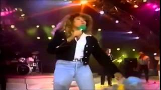 Tina Turner - I Don`t Wanna Lose You - Peters Popshow - 1989