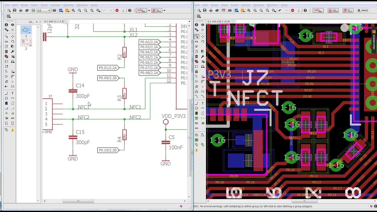 Recovering Consistency between your Circuit Board and Schematic ...