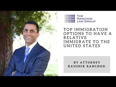 US Green Card: Top Immigration Options To Have A Relative Immigrate To The United States