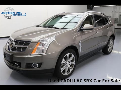 Used CADILLAC SRX for Sale in USA, Shipping to Poland