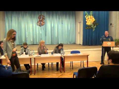 Поздравление главы управы района Марьино Т.Ю. Дорофеевой с наступающим новым годом!
