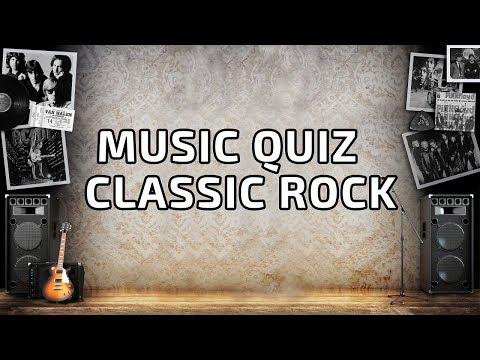 Music Quiz  Classic Rock