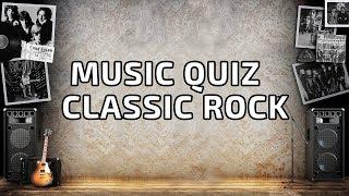 Music Quiz - Classic Rock