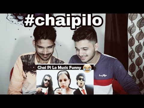 Indian reaction on | Chai Pilo Indian Meme | Official Music Video | M BROS REACTION