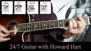 GLASS ONION GUITAR LESSON - How To Play Glass Onion By The Beatles On Guitar