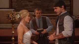 Days Gone Sarah & Deacon's Wedding