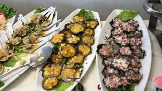 Best Restaurant in Lima Peru | Cheap | Delicious | Chosa Nautica Breña!!!