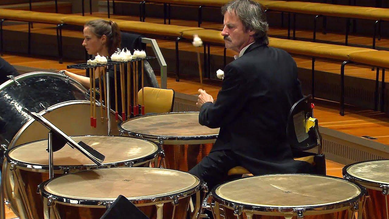 Bartók The Wooden Prince Gilbert Berliner Philharmoniker