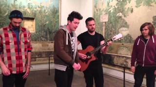 Bastille perform Pompeii live at the British Museum