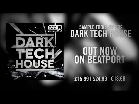 Sample Tools by Cr2 - Dark Tech House (Sample Pack) - YouTube