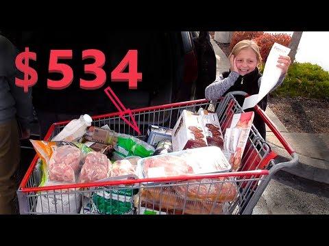 ПОКУПКИ в COSTCO на $534!!!! Так много мы еще не покупали! ВКУСНЯШКИ, ПРОДУКТЫ и многое другое