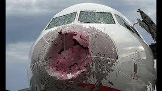 blind landing of damaged plane ukrainian pilot saved lives of 127 people