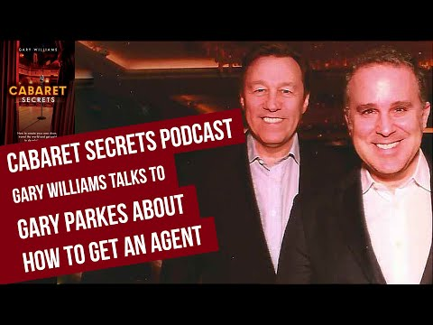 Want to get an agent and sing on cruise ships? Booking agent Gary Parkes explains how.