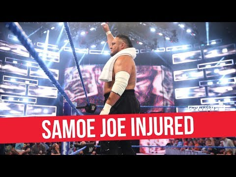 Samoa Joe Reportedly Injured