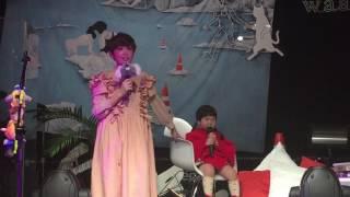 20161015 魏如萱-你啊你啊ft胖球 & 胖球清唱-買你