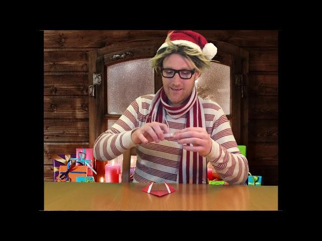 The Gift: Origami Santa