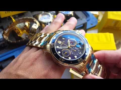 Relógio invicta 0073 / 21923 lançamentooriginal