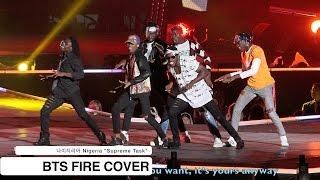 Video Supreme Task[4K직캠]BTS FIRE COVER@20160930 Rock Music download MP3, 3GP, MP4, WEBM, AVI, FLV Januari 2018