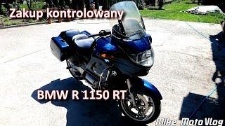 zakup kontrolowany motocykla bmw r 1150 rt 9