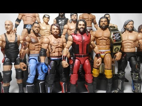 WWE Wrestling Summer Slam 2017 Seth Rollins Action Figure