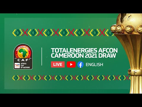 TotalEnergies AFCON Cameroon 2021 Draw - English