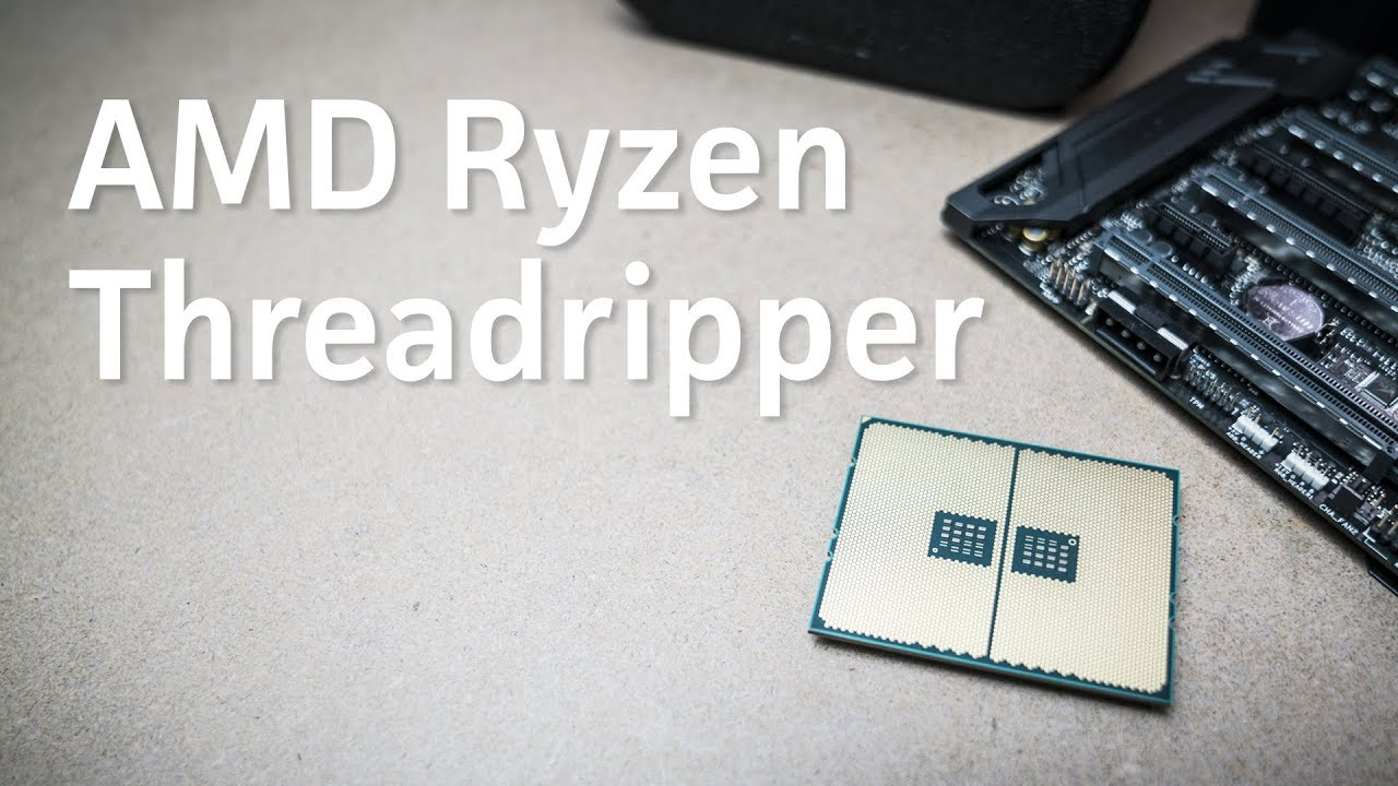 AMD Ryzen Threadripper Review: Just call it Godzilla