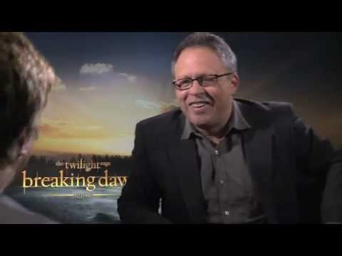 "Director Bill Condon Interview ""TWILIGHT SAGA: BREAKING DAWN PT. 2"" -- He Talks About the Twist!"