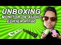 UNBOXING MONITOR DE AUDIO EDIFIER R1100 (QUALIDADE 100%)