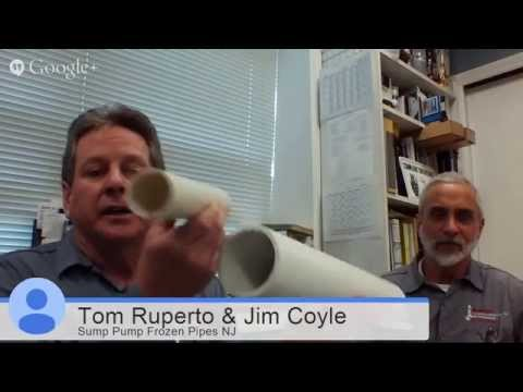 Preventing Sump Pump Frozen Pipes: Tips From The RupCoe Plumbing Team