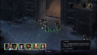 Pillars Of Eternity PS4 Lets Play Part 76 Cannon Time