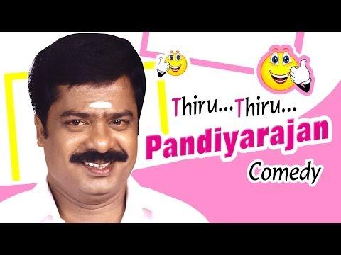 Thiru Thiru   Tamil Movie Comedy   R. Pandiyarajan   Nanditha