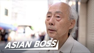 What's It Like Being A Senior Citizen In Japan? | ASIAN BOSS