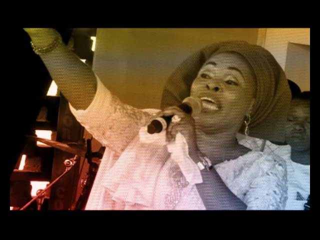TOPE ALABI FIRST PERFORMANCE @PRAISE THE ALMIGHTY 2016