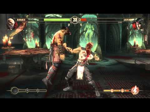 Mortal Kombat 9 PC Угар с другом [Ржачный Team Ladder]