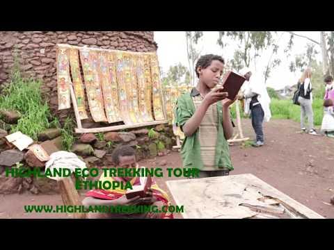 Ethiopian Orthodox Tewahedo Church Traditional & Ancient School | Ethiopia Community Tour