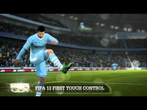 E3 2012: FIFA Soccer 13 Sizzle Trailer