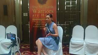 Miss Earth 2017 Candidates One-On-One Interview at Century Park Hotel.