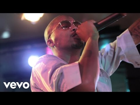 Nas - Vevo GO Shows ft. Q-Tip
