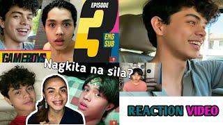 GAMEBOYS EPISODE 3 (PH BL SERIES)   REACTION VIDEO   Dexter Mercado