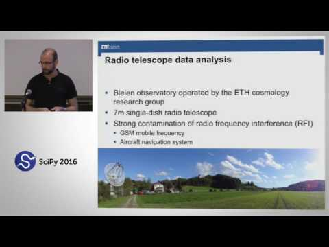 HOPE: A Python Just-In-Time Compiler for Astrophysical Computations | SciPy 2016 | Joel Akeret