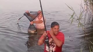 19 июня 2016 троица на ударнике(8)(Наша с Юриком рыбалка., 2016-06-19T18:07:59.000Z)