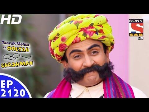 Taarak Mehta Ka Ooltah Chashmah - तारक मेहता - Episode 2120 - 20th January, 2017 thumbnail