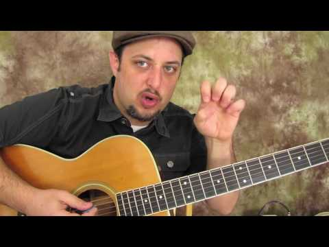 Dirty Heads - Lay Me Down feat. Rome of Sublime w/ Rome - acoustic guitar lesson mp3