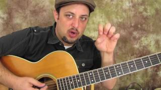Dirty Heads - Lay Me Down feat. Rome of Sublime w/ Rome - acoustic guitar lesson