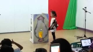 Ang munting gamu-gamo by Ameedee