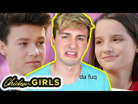 """WATCHING MUSICAL.LY SHOW """"THE CHICKEN GIRLS"""""""